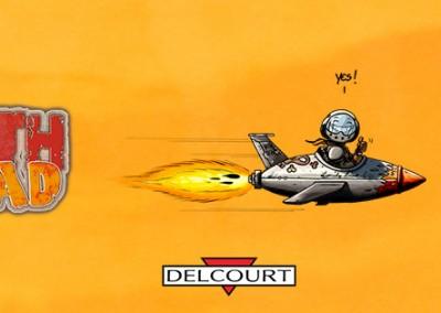 DeathSquad – Éditions Delcourt 2010