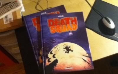 Death Squad l'album BD, il existe pour de vrai !