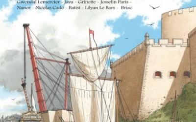 Dédicaces Brest en bulles le jeudi 27 mai
