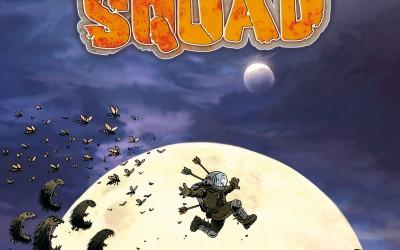 La couv de l'album Death Squad